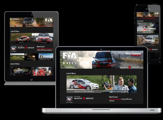 FIA Asia-Pacific Rally Championship