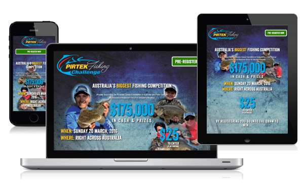 Pirtek Fishing Challenge
